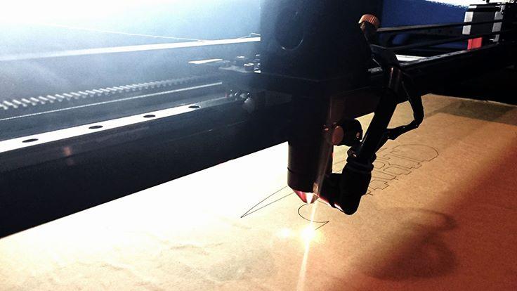 Makerspace |Laserskærer
